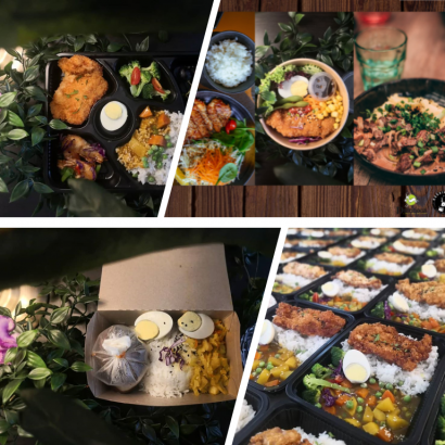 Deericious Lunch Box & Catering (Luscious Hotel)