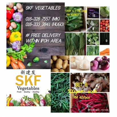 SKF Vegetables