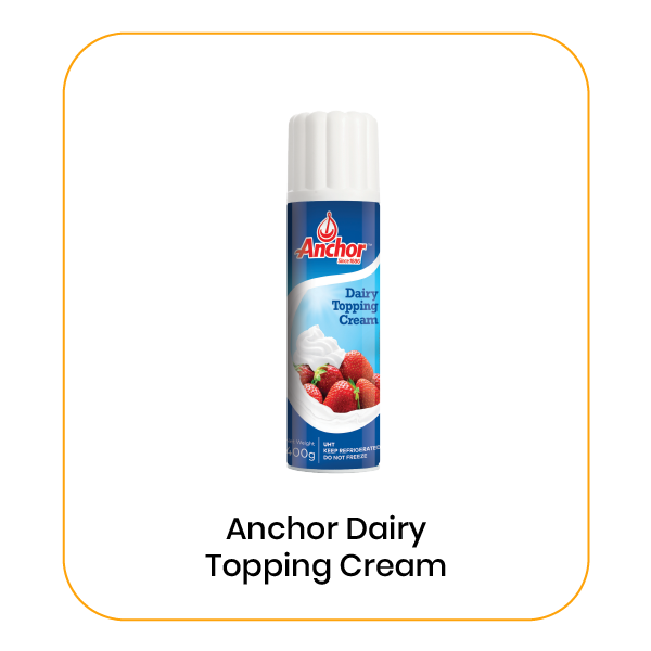 Anchor Aerosol Cream