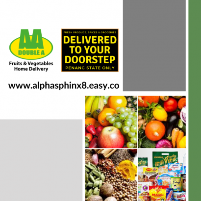 Double A Fruits & Vegetables Delivery