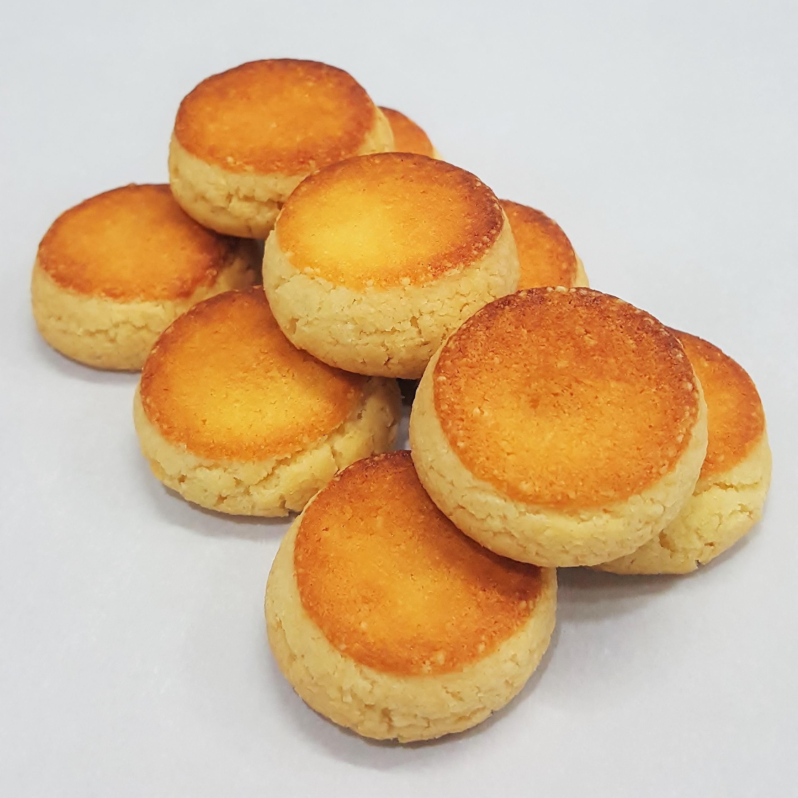 Parmesan Crunches