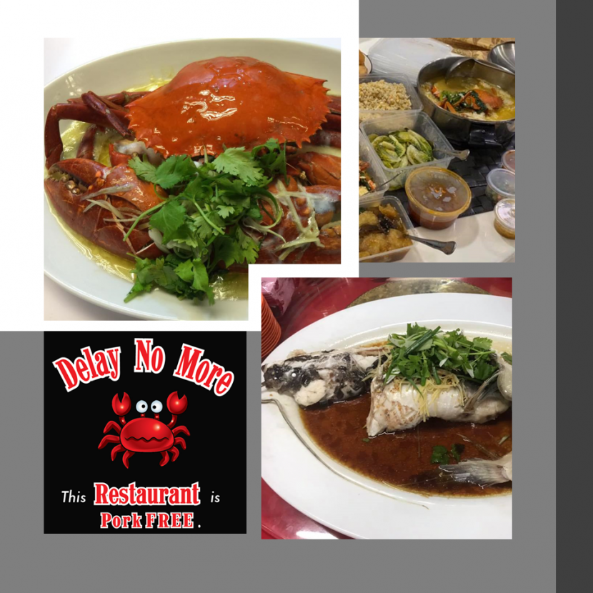 Delay No More Crab Restaurant
