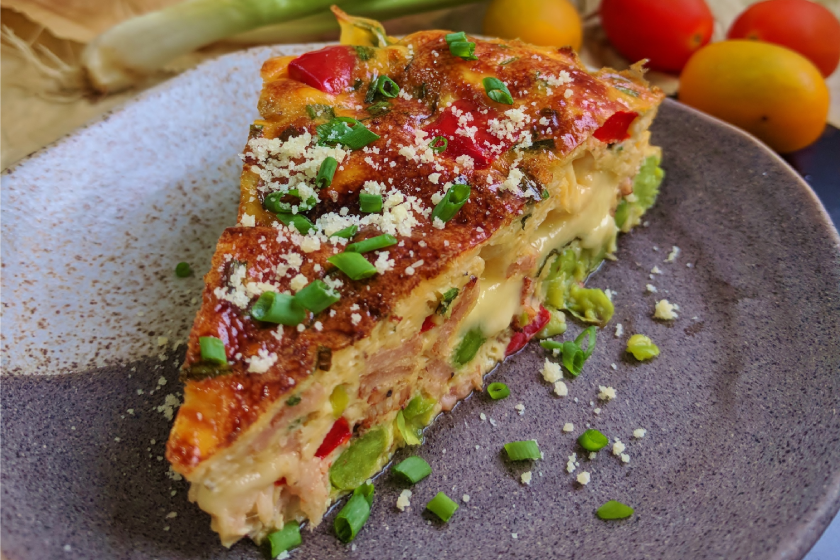 Edam-Cheese-Beef-Bacon-Vegetable-Baked-Frittata1