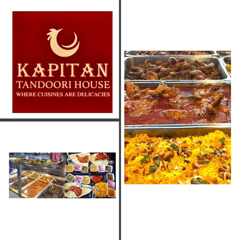 Kapitan Tandoori House