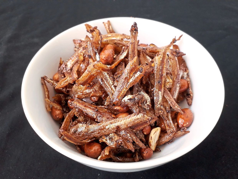 Sweet & Spicy Ikan Bilis