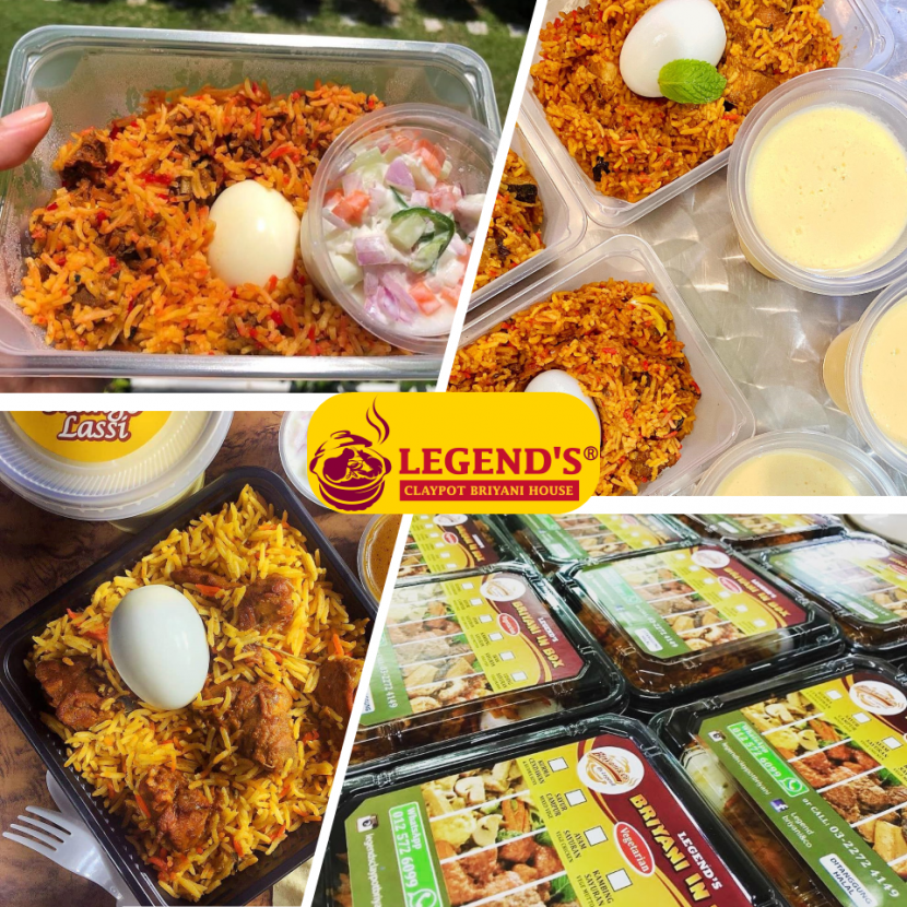 Legends Claypot Briyani House