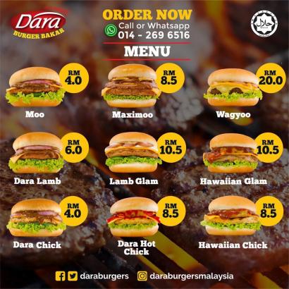 Dara Burgers Kiosk