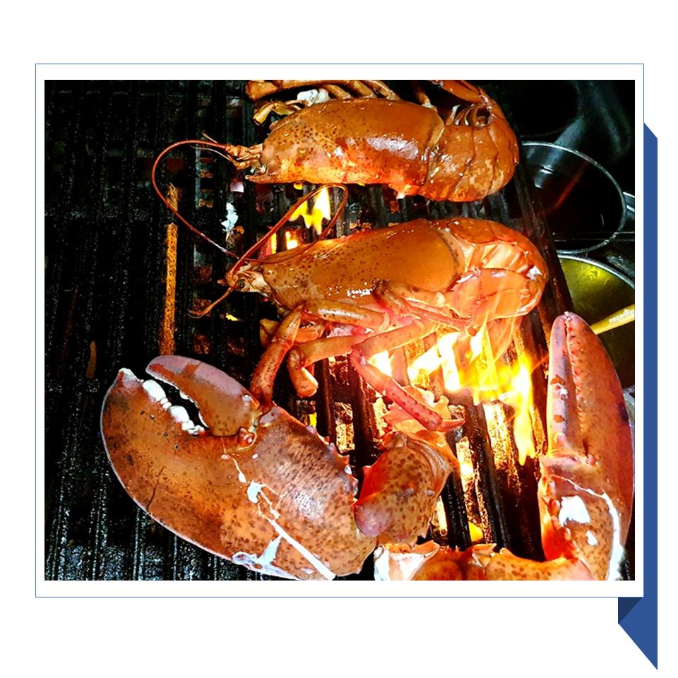 Steaks-Lobsters