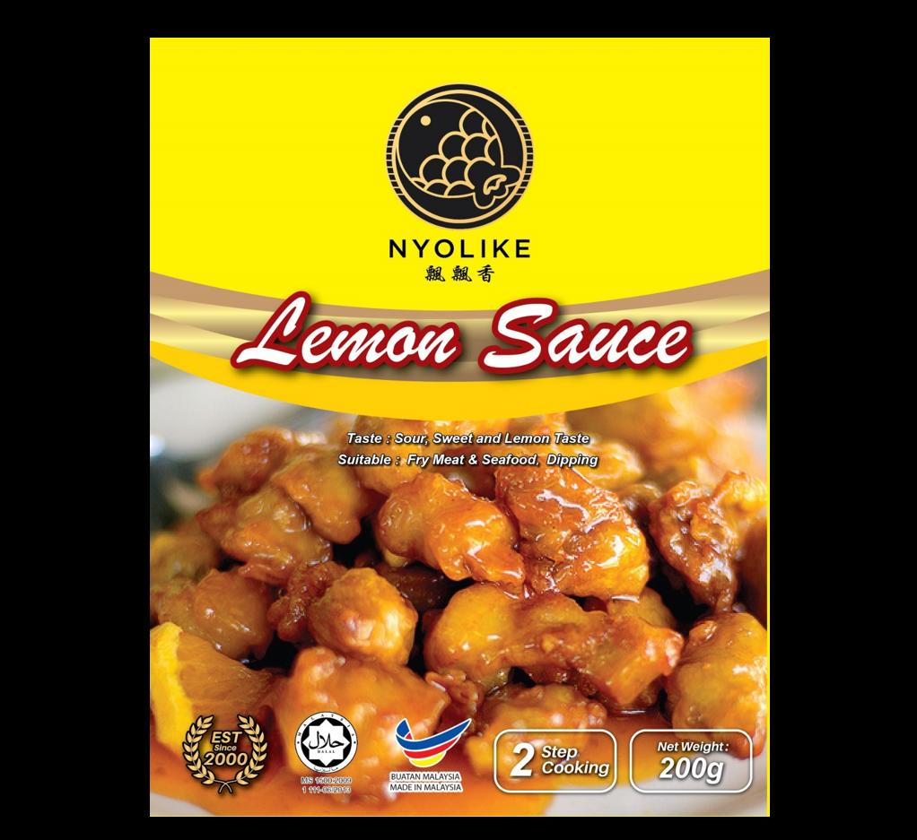 NYOLIKE Lemon Sauce (Bundle Packs)