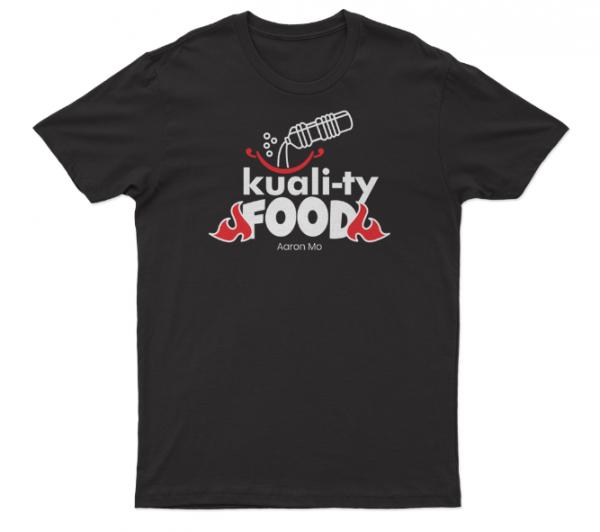 Kuali T-Shirts Kuali-ty-Food1