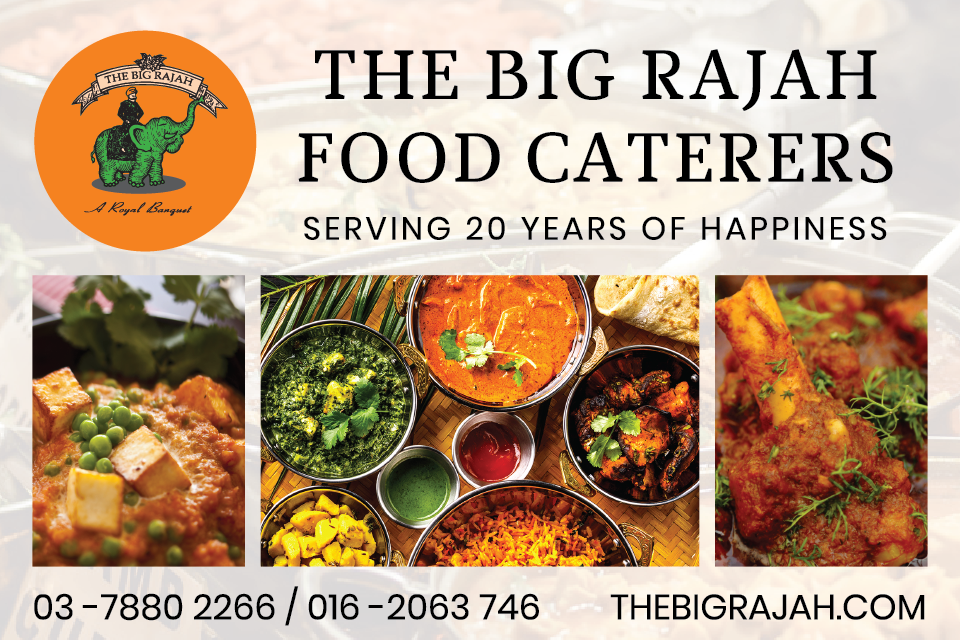 The Big Rajah Food Caterers