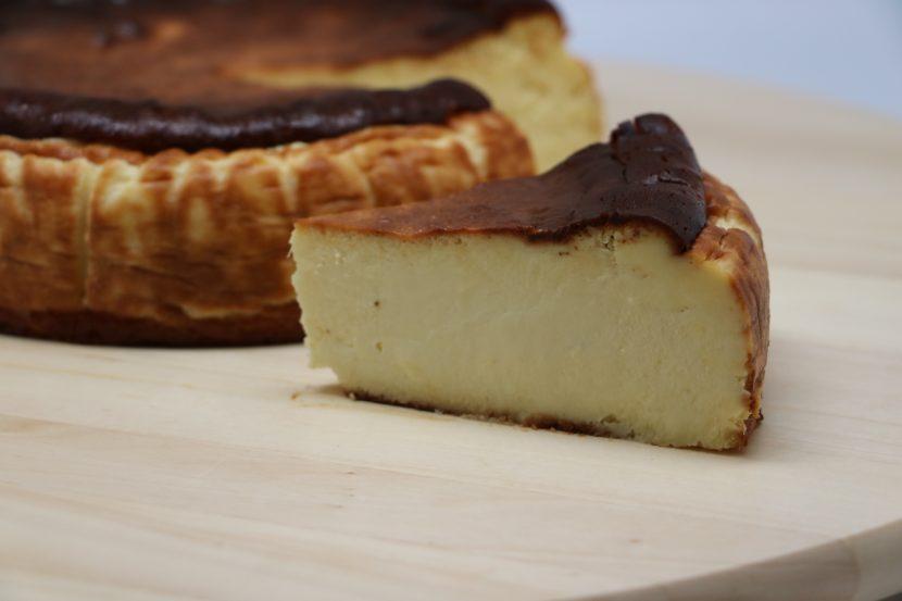 Durian Burnt Cheesecake