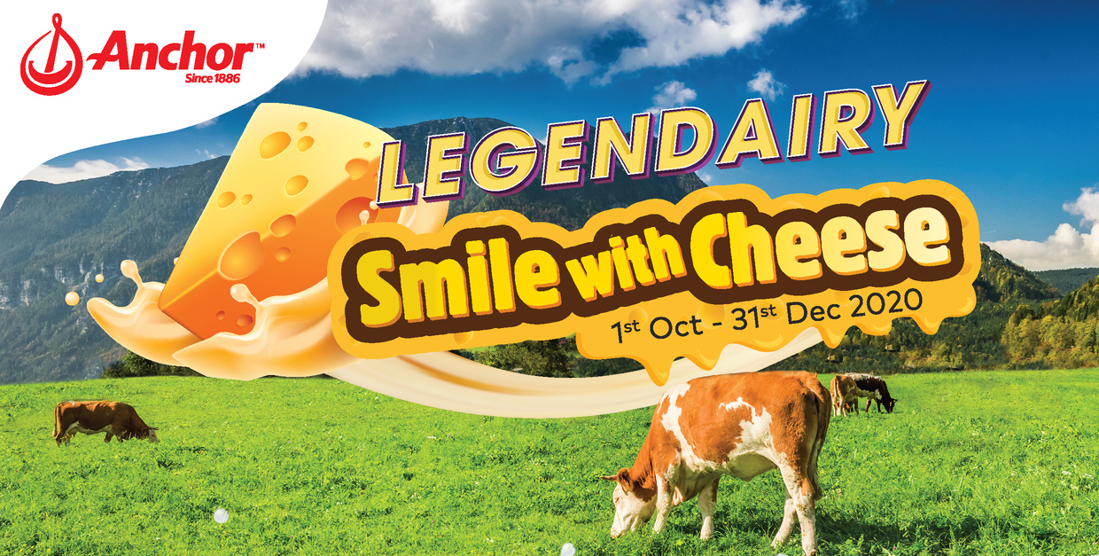 Celebrate Cheese with Anchor Legendairy Contest