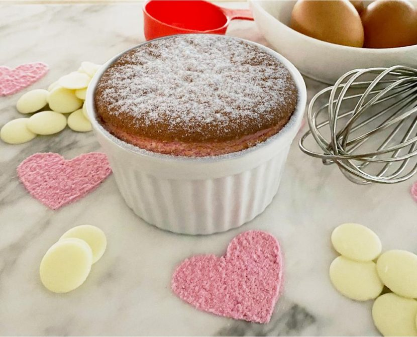 Beryls-White-Chocolate-and-Strawberry-Souffle