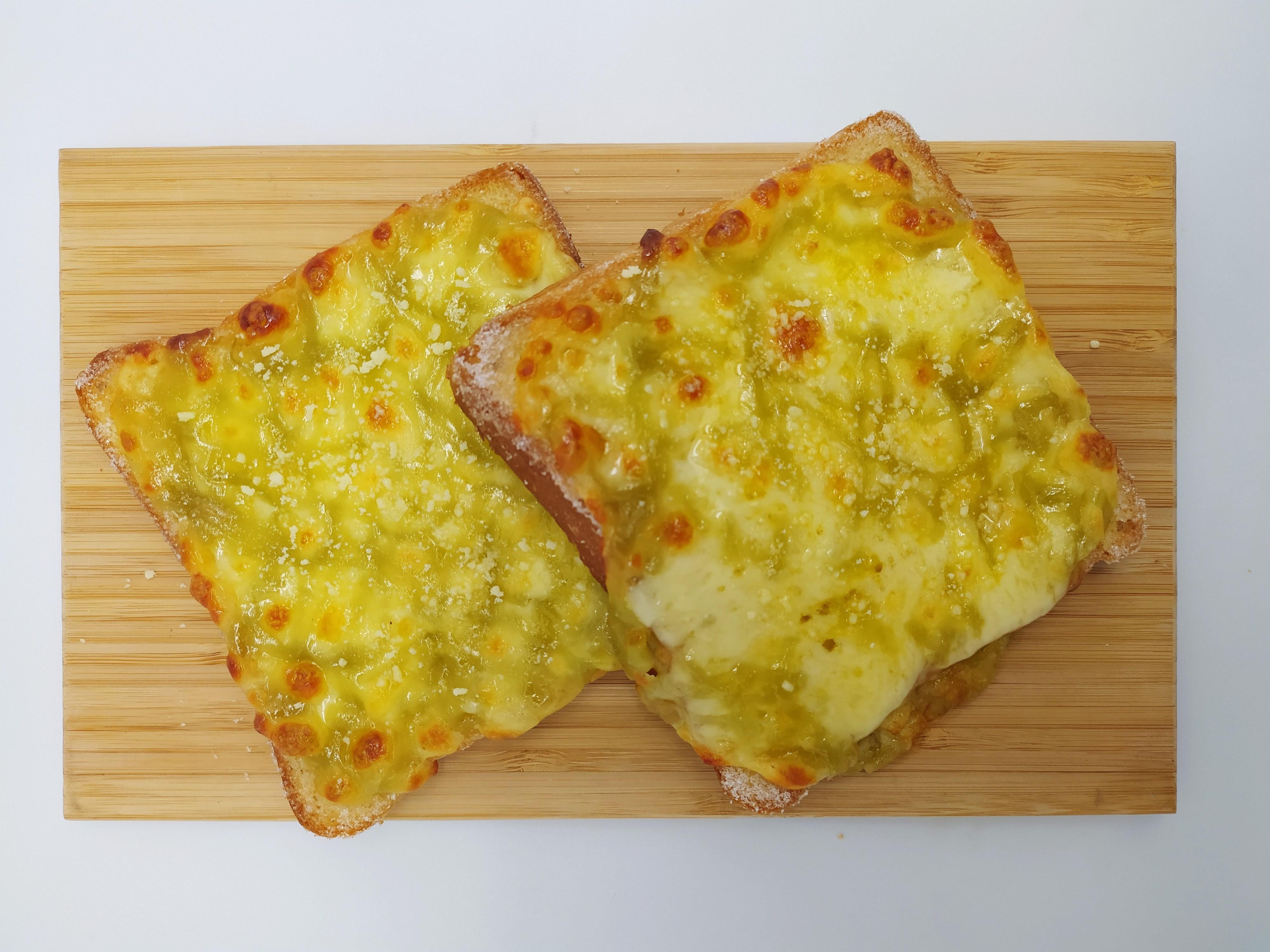 Kaya & Mozzarella Toast