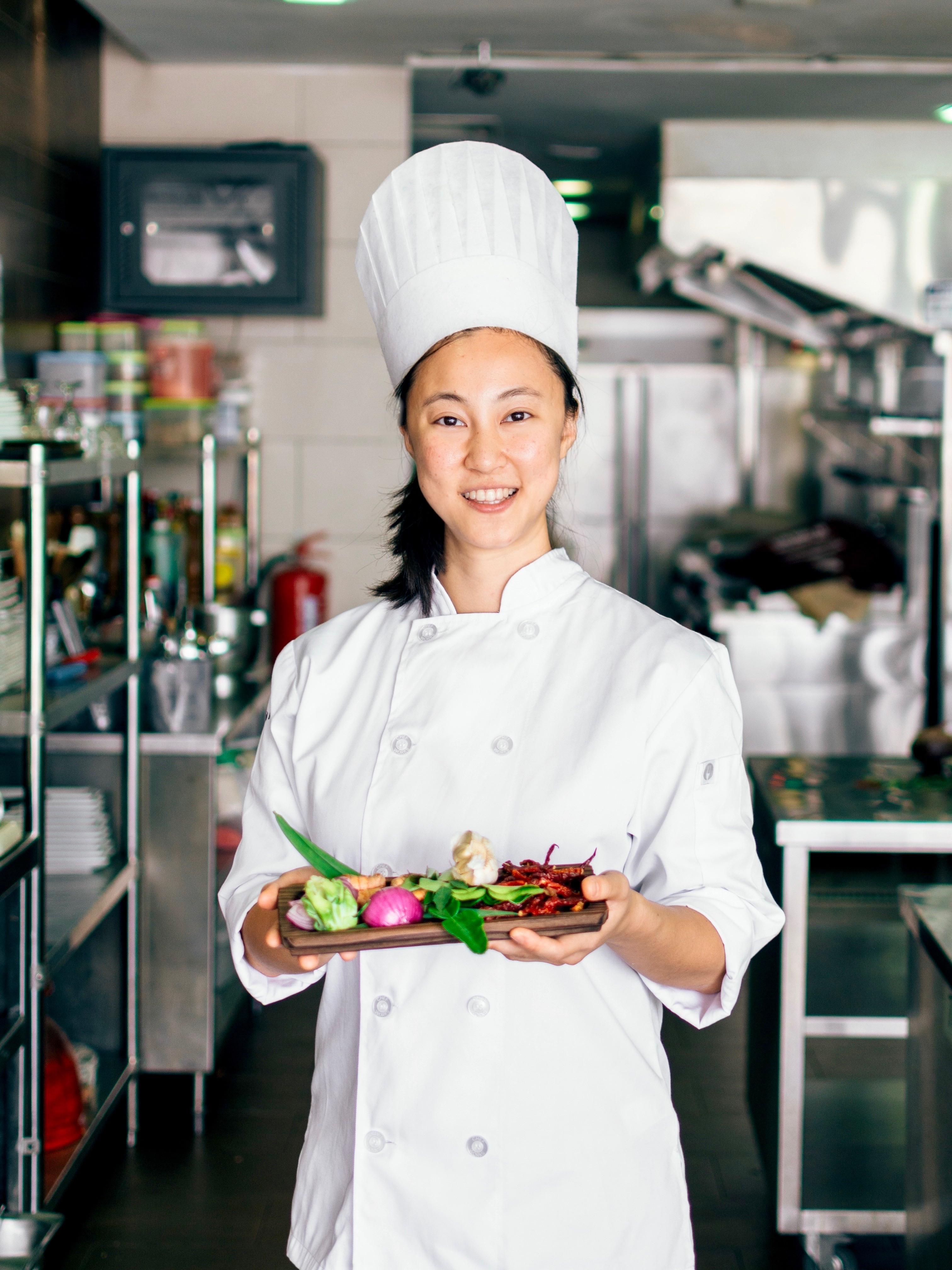 Chef Mei Kei