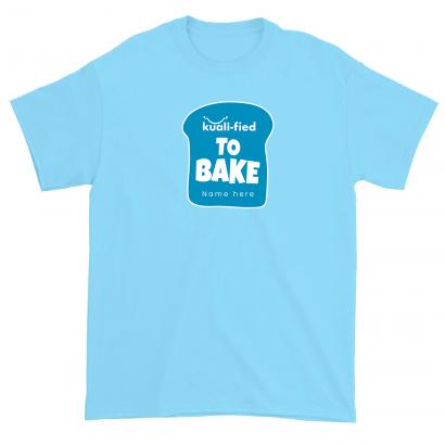 Kuali Cotton T-Shirt (Kuali-fied to Bake- Toast)