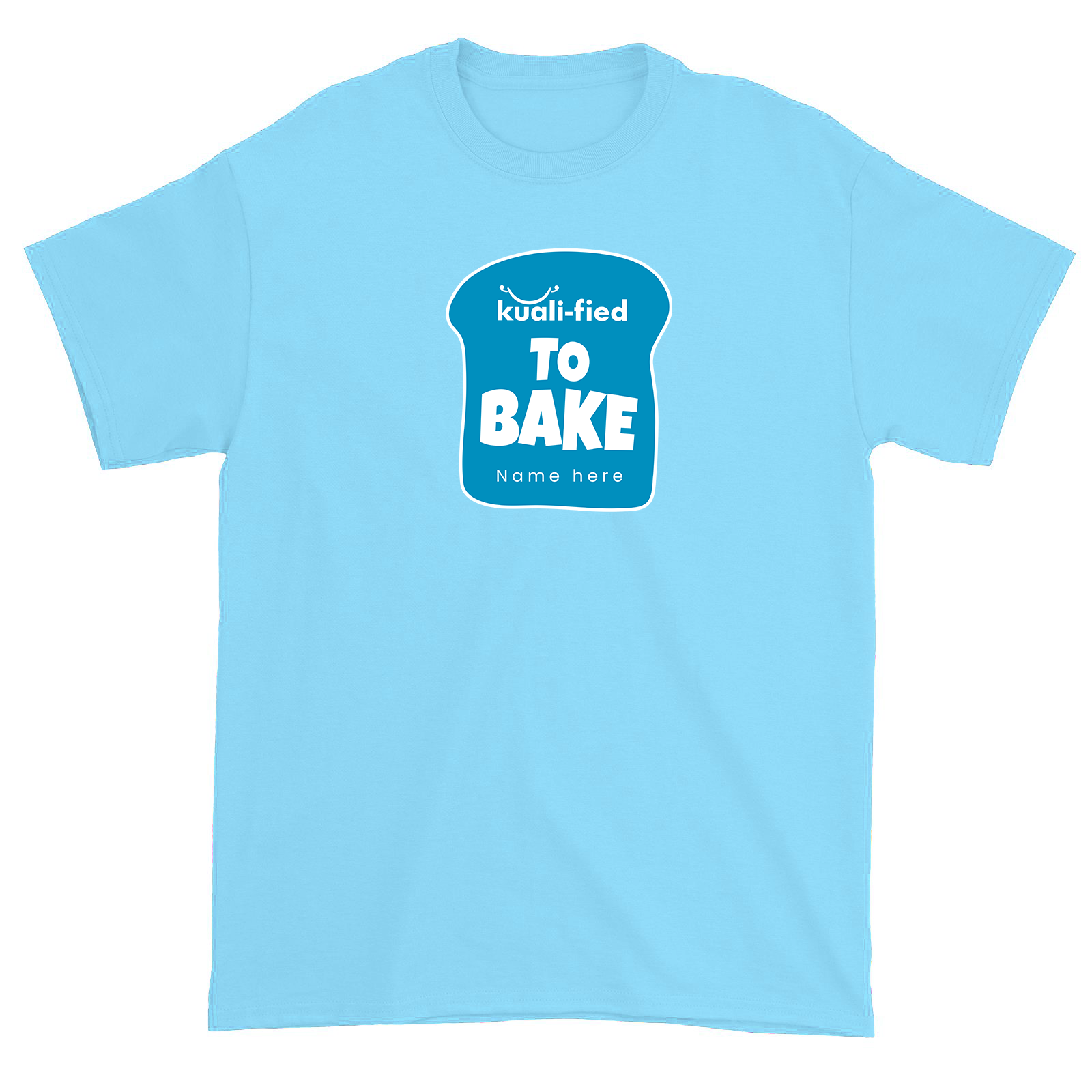 Kuali Cotton T-Shirt (Kuali-fied to Bake- Toast)