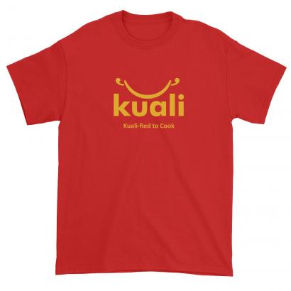 Kuali Cotton T-Shirt (Kuali-fied to Cook)