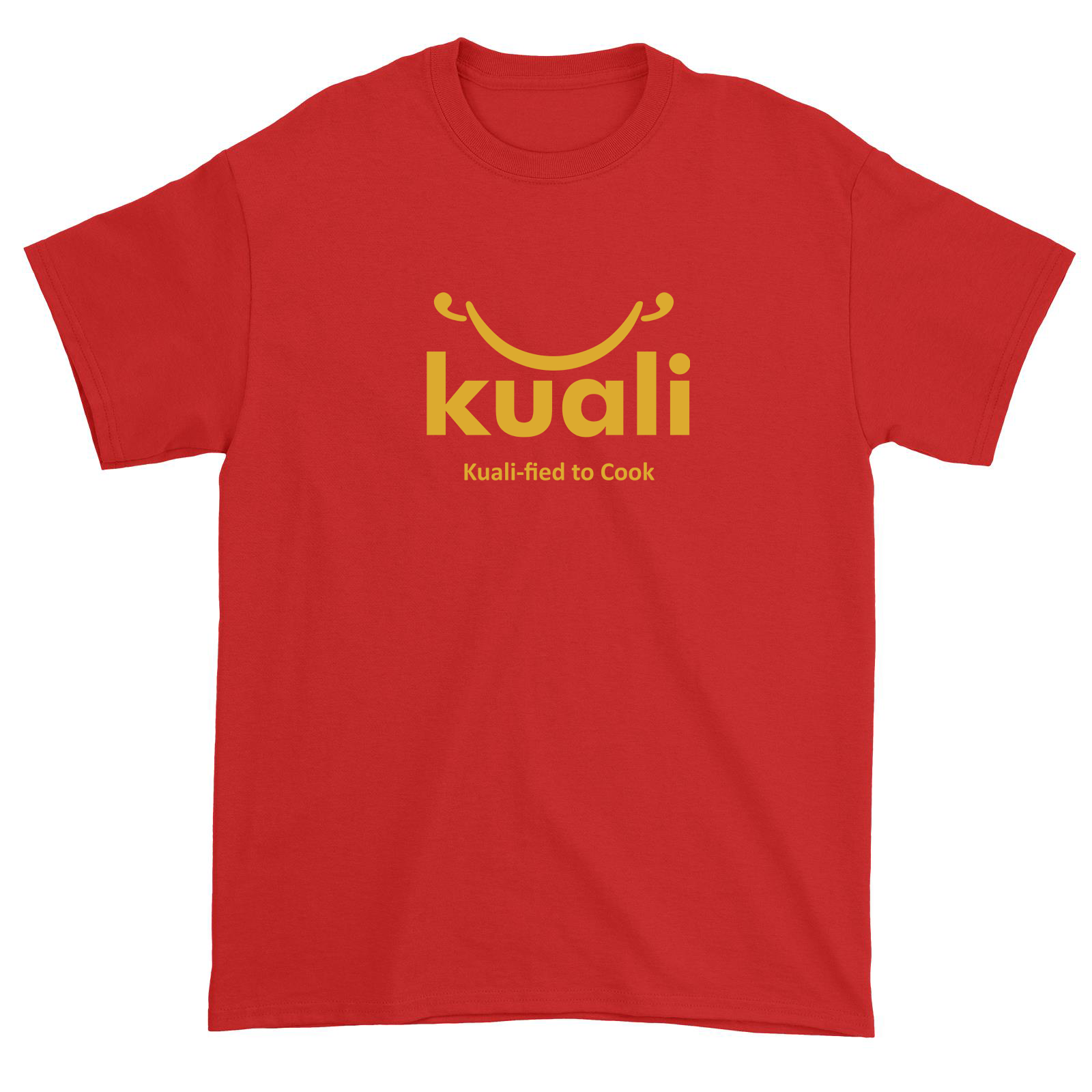 Kuali Cotton T-Shirt (Kuali-fied to Cook)