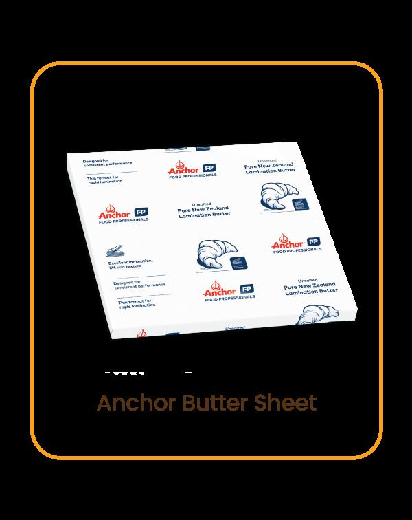 Anchor Butter Sheet