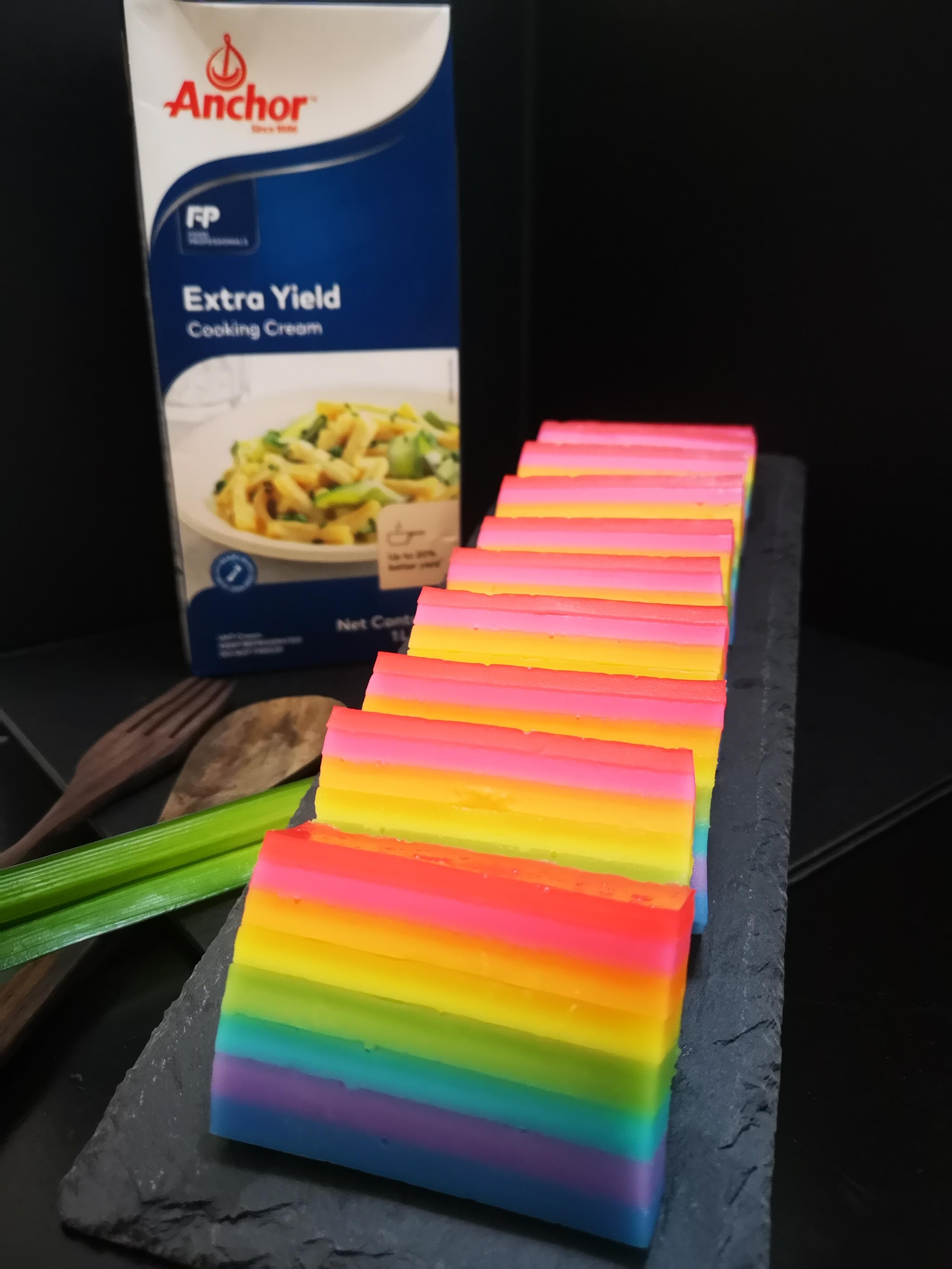 Happy Rainbow Kuih Lapis