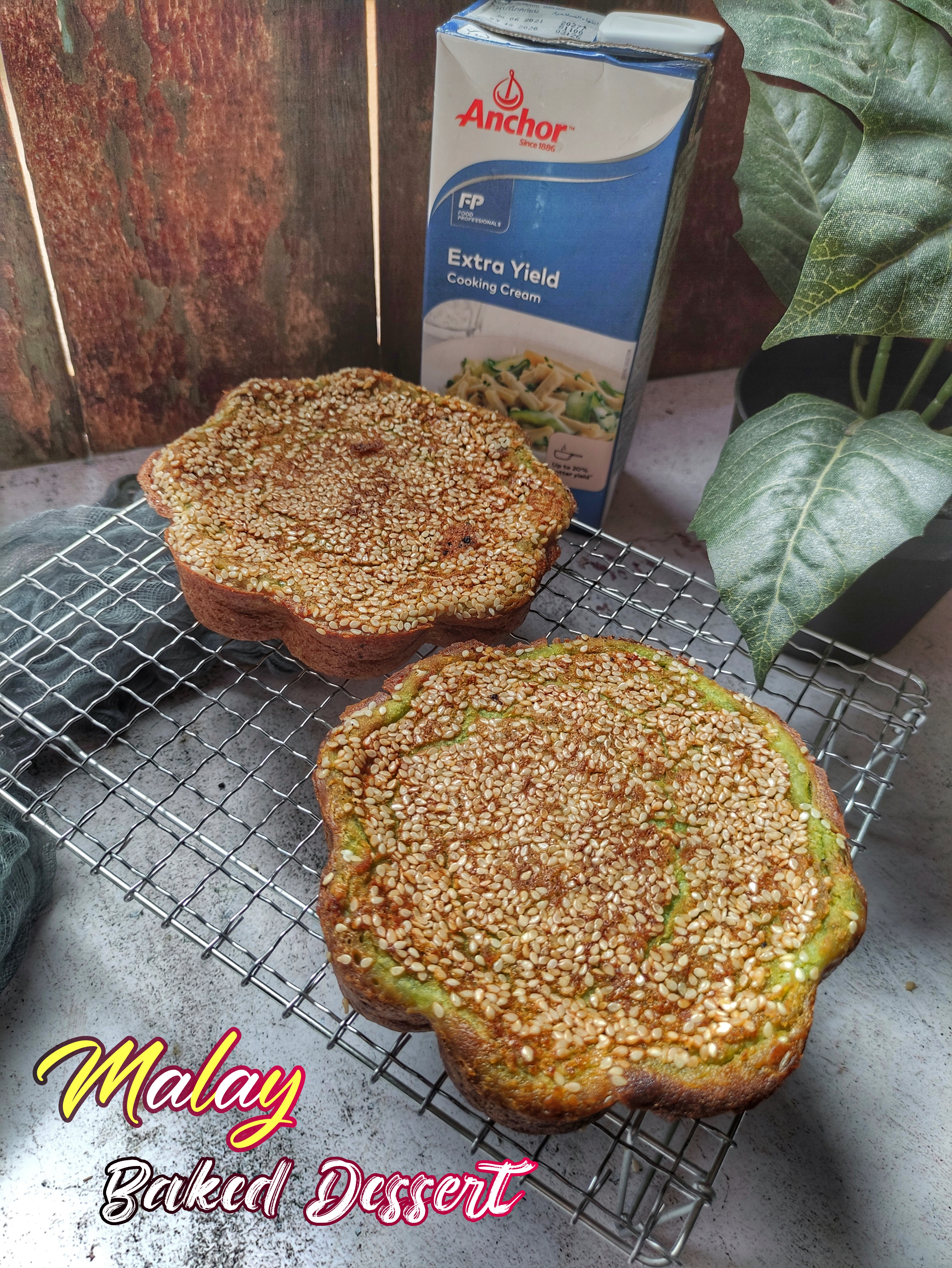 Malay Baked Dessert