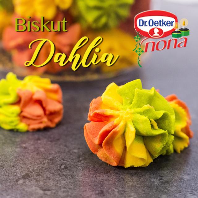 Biskut Dahlia_Dr. Oetker Nona