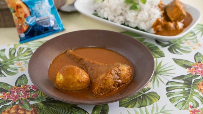 Gulai Ikan - Tongkol Fish Curry