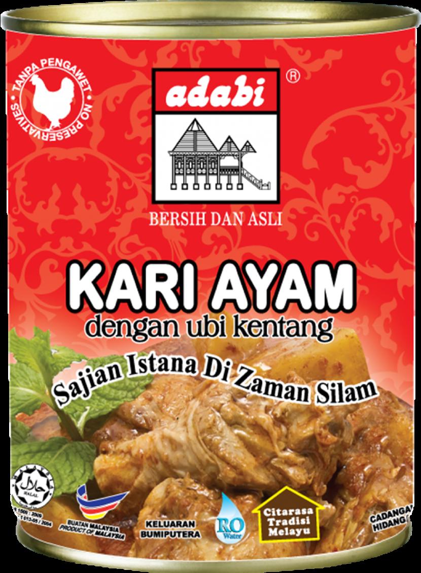 Kari-Ayam-Tin-280g