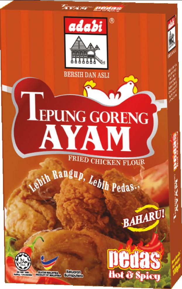 Tepung-Goreng-Ayam-Pedas-100g