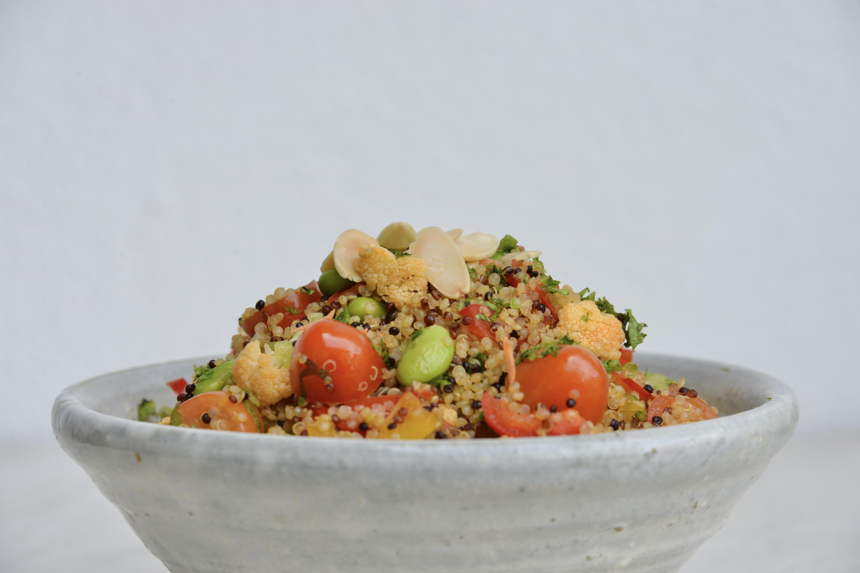 Stir-Fry Quinoa Bowl-Chef-Mei-Kei