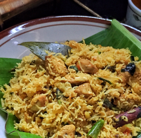 Idiyappam-Chicken-Biriyani-Rice