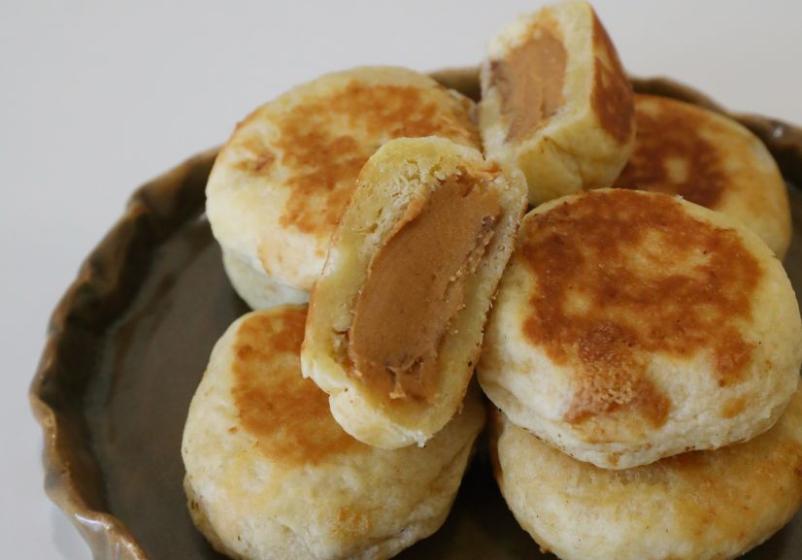 Bakpia-Teflon-Pan-fried-Peanut-Butter-Bun