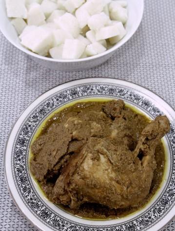 Opor-Ayam