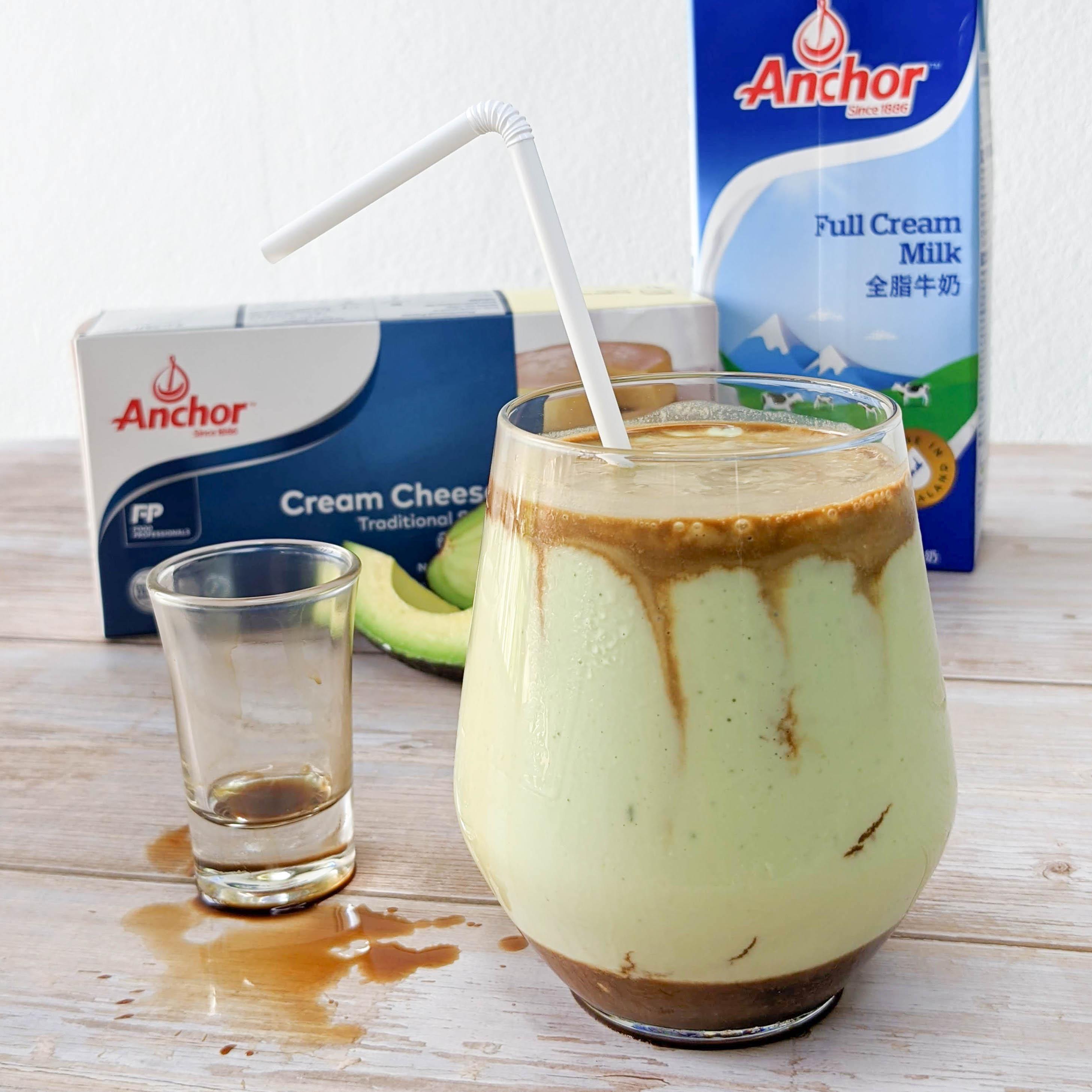 avocado espresso