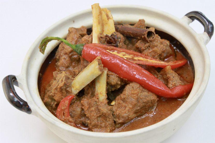 Mutton Bone Curry