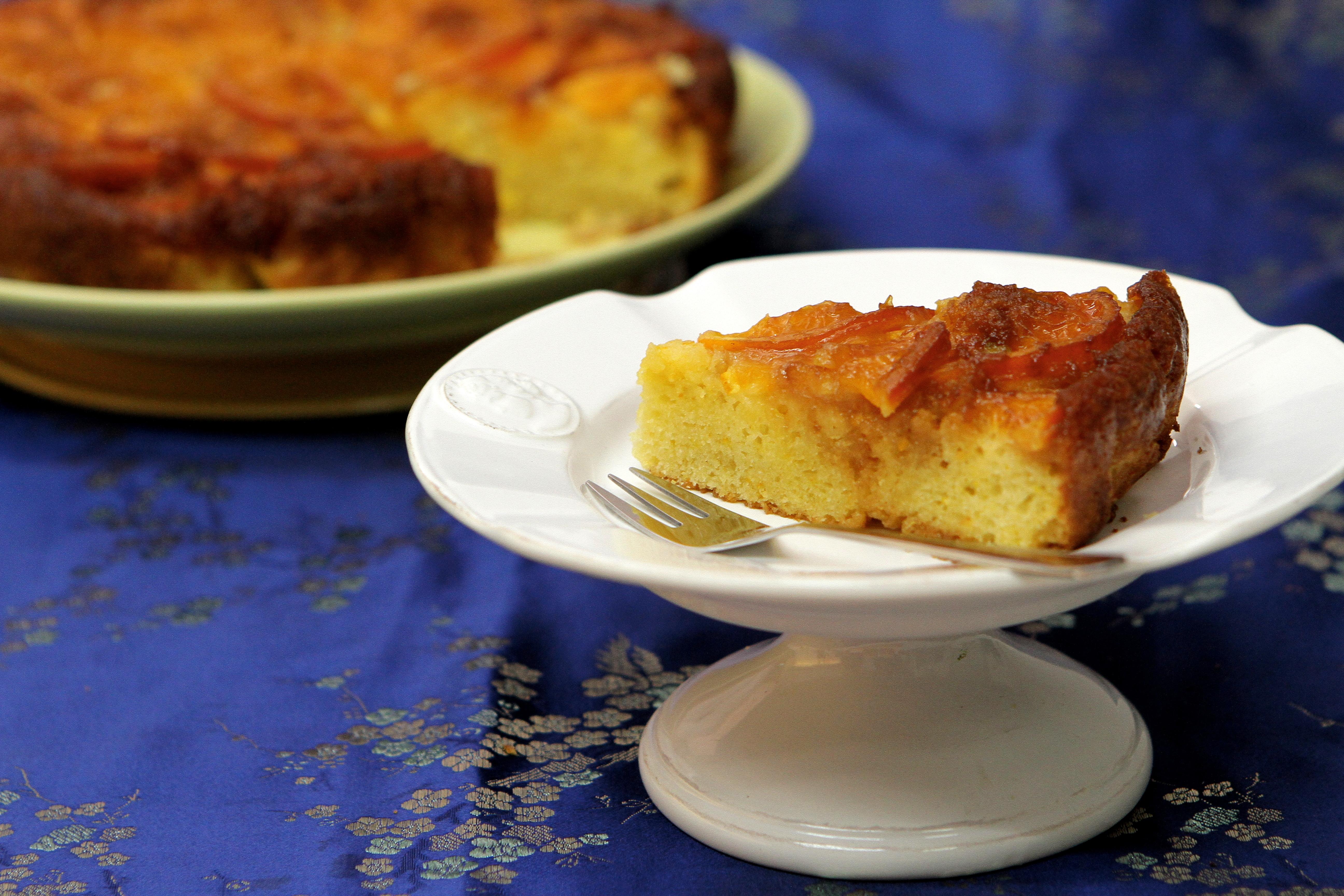 Mandarin Upside-Down Cake